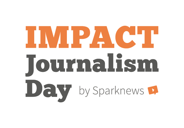 Impact Journalism day logo